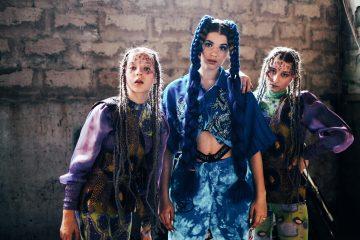 На стыке виртуального и реального: Uliana Royce показала клип в стиле K-pop