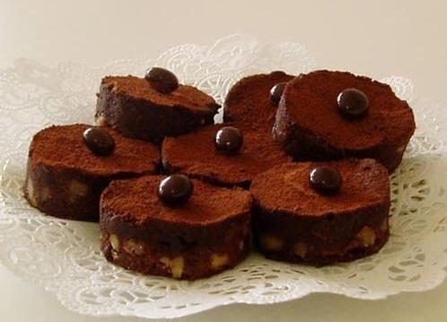 Нежный десерт для кофеманов: брауни от Юлии Панковой
