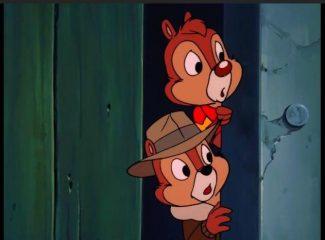 Disney планируют игровой фильм по мотивам Чипа и Дейла