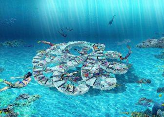 Музей под водой: в Майами откроется парк подводных скульптур