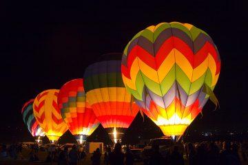 В Киеве на ВДНГ состоится фестиваль огромных воздушных шаров