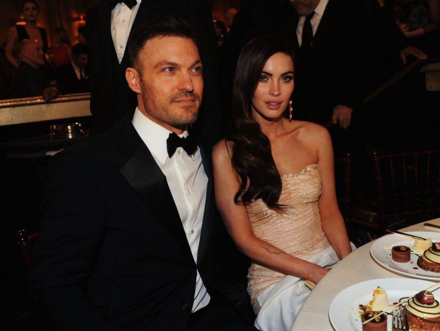 Официально: Меган Фокс подала на развод