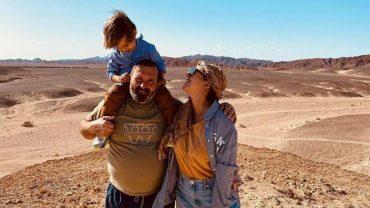 С сыновьями и дедушками: Джамала показала, как отдыхает в Египте