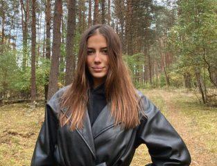 Легинсы и объемный свитер: Николь Потуральски очаровала стильным аутфитом