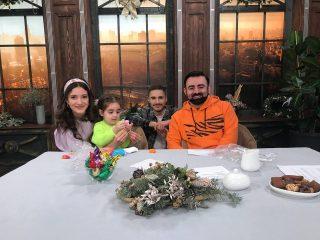 Арам Арзуманян с дочкой Анаит поделился секретами успеха в Тік Ток