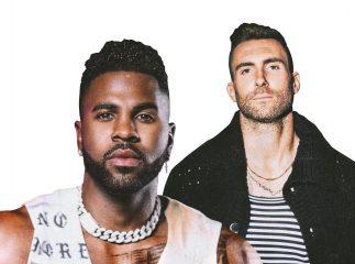 """Стовідсотковий хіт: Адам Левін із """"Maroon 5"""" заспівав із Джейсоном Деруло"""