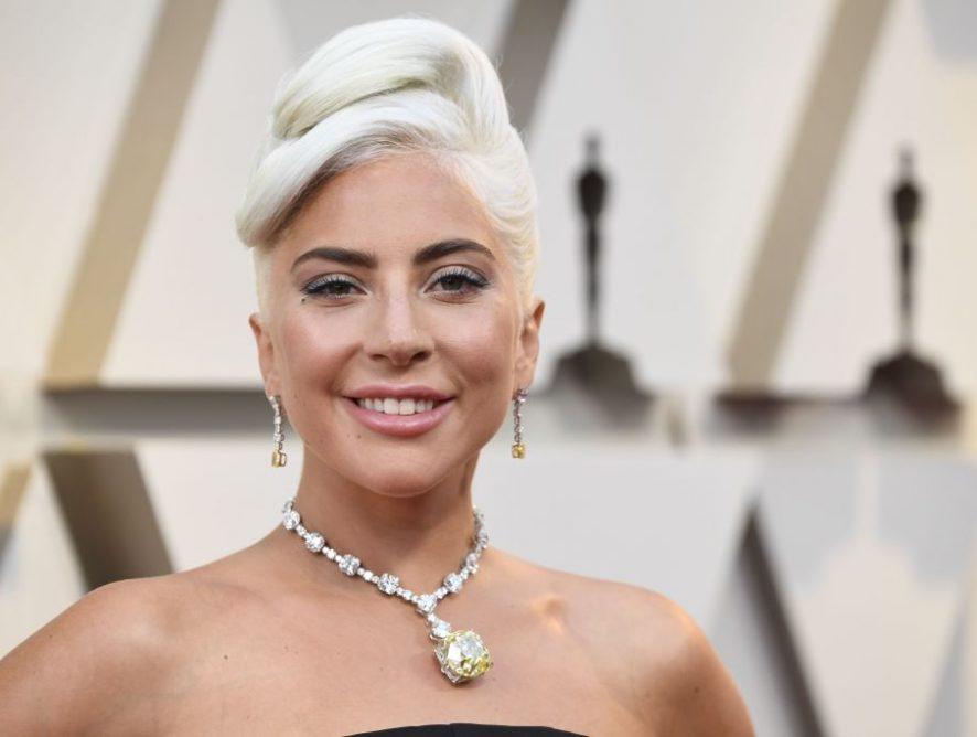 В Лас-Вегас та з доларами: Леді Гага зачарувала платтям в горошок у приватному літаку