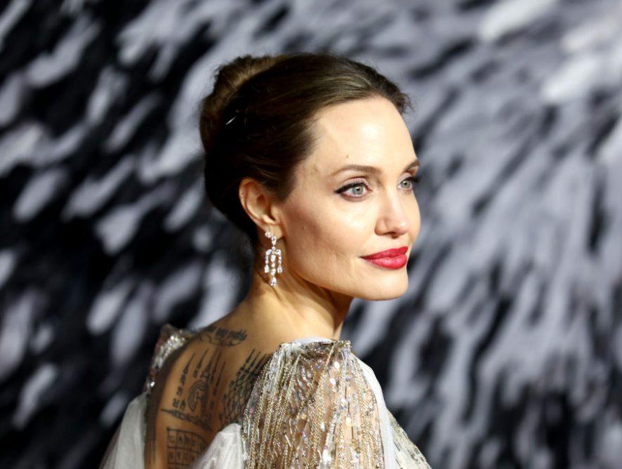 Анджеліна Джолі сварилася з Бредом Піттом через співпрацю з Вайнштайном