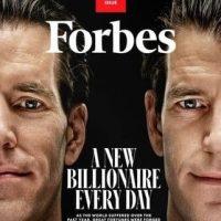 Forbes продасть обкладинку на аукціоні як NFT