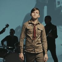 Воплі Відоплясова та син Олега Скрипки Устим випустили спільний патріотичний кліп