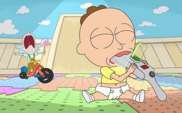 """Творці """"Ріка та Морті"""" випустили дитячу версію мультсеріалу"""