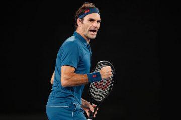 Ракетки тенісиста Роджера Федерера виставлять на торги