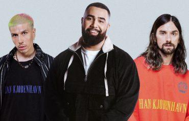 """""""Гори-гори"""": гурт """"Агонь"""" і Jah Khalib випустили дуетну пісню"""