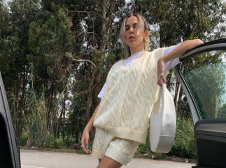 Мінімалістичний дизайн: Софія Коельо показала сумку, яка ідеально доповнить будь-який гардероб