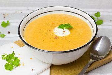 Суп із чотирьох інгредієнтів за рецептом Володимира Ярославського