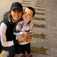 Вже робить компліменти: Анна Різатдінова розповіла про сина