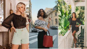Гід по fashion:з чим носити принт polka dot