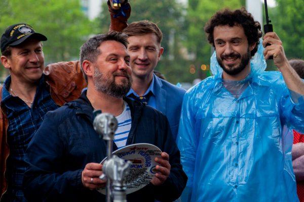 """""""Морская полиция. Черноморск"""": в Черноморске начали съемки иронического сериала на воде, фото-1"""