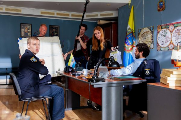 """""""Морская полиция. Черноморск"""": в Черноморске начали съемки иронического сериала на воде, фото-2"""