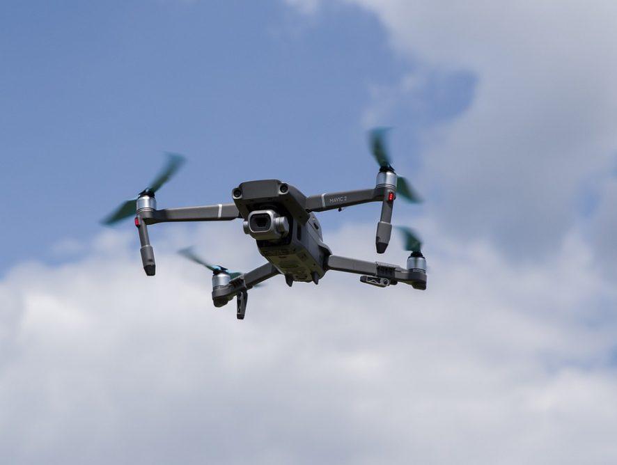 Німецькі вчені навчили дрон шукати людей по голосу
