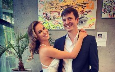 Знали тільки найближчі: Вікторія Маремуха вийшла заміж за француза