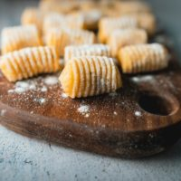 Ньокі по-пьємонтськи: рецепт італійської страви від Соні Плакидюк