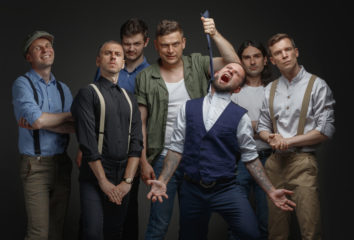 """Гражданин Топинамбур"" випустили перший україномовний альбом"