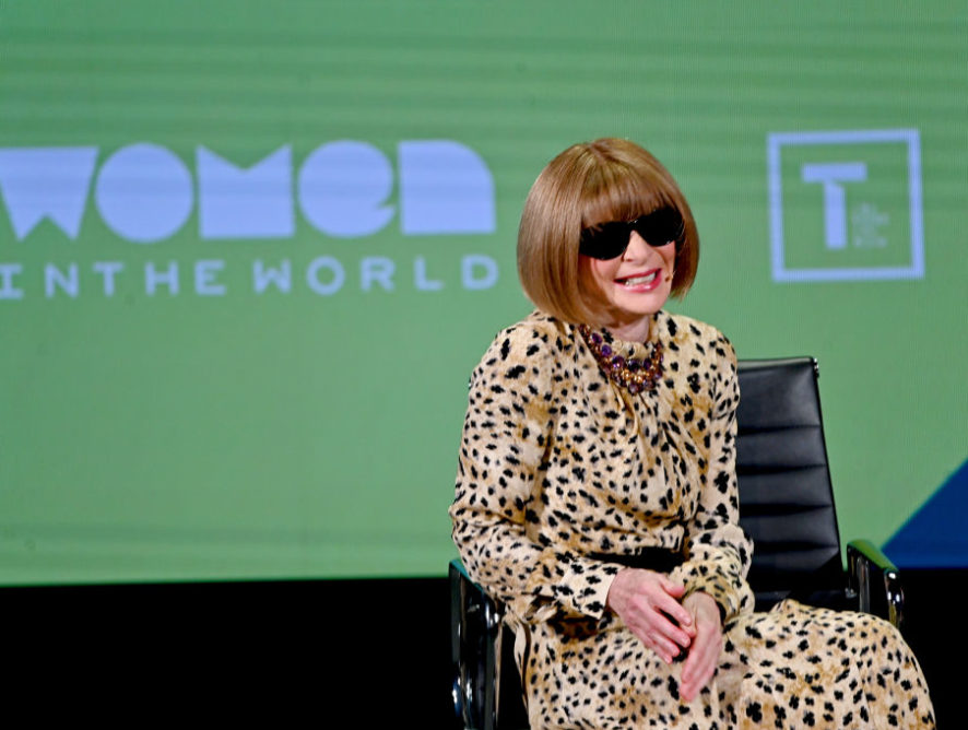 Максісукня та босоніжки: Анна Вінтур похизувалась власним стилем на вечірці в Лондоні