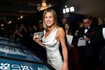 Дженніфер Еністон запускає свій б'юті-бренд під назвою LolaVie