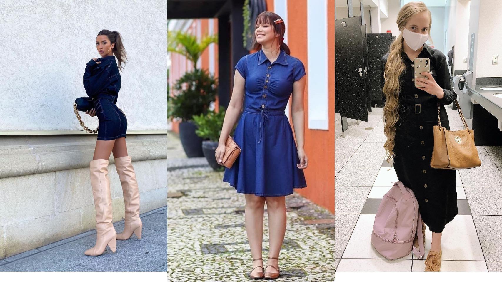 Гід по fashion: як носити джинсове плаття