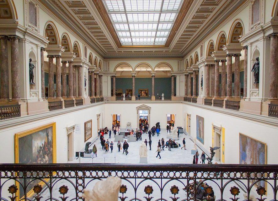 У Брюсселі пацієнтам зі стресом стали виписувати похід в музеї