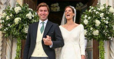 Принцеса Марія Астрід Ліхтенштейнська вийшла заміж за американського бізнесмена