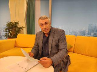Доктор Комаровський пояснив, як правильно вимірювати тиск гіпертонікам