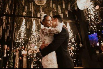 Ангел Victoria's Secret Жасмін Тукс вийшла заміж