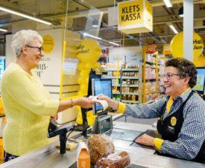 """В супермаркетах Нідерландів з'являться """"чат-каси"""" для неспішних розмов"""