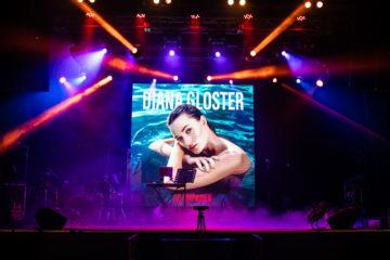 """До мурашек"": Diana Gloster презентувала дебютний альбом"